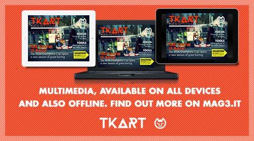 TKart online magazine