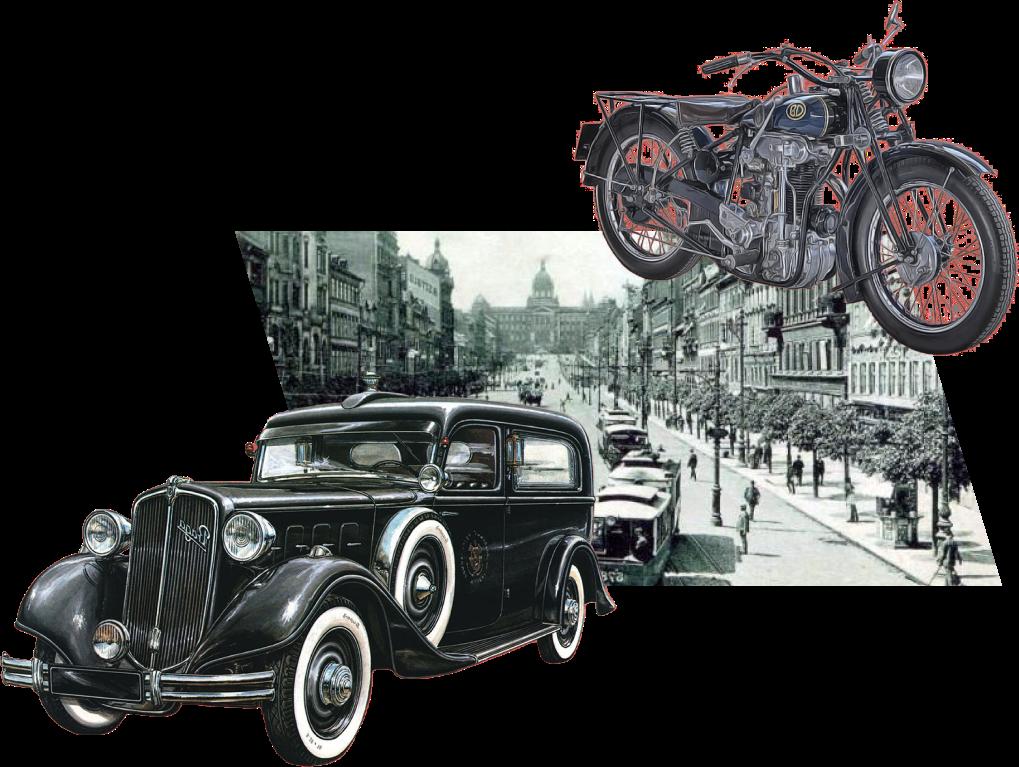 History Of The Praga Company Praga