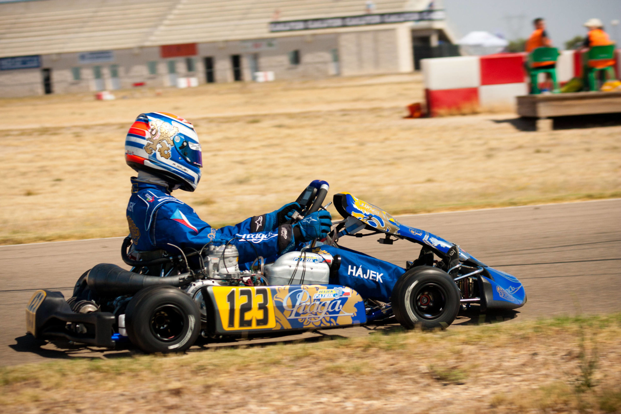 Three Drivers in the Top 10 of the WSK Euro Series