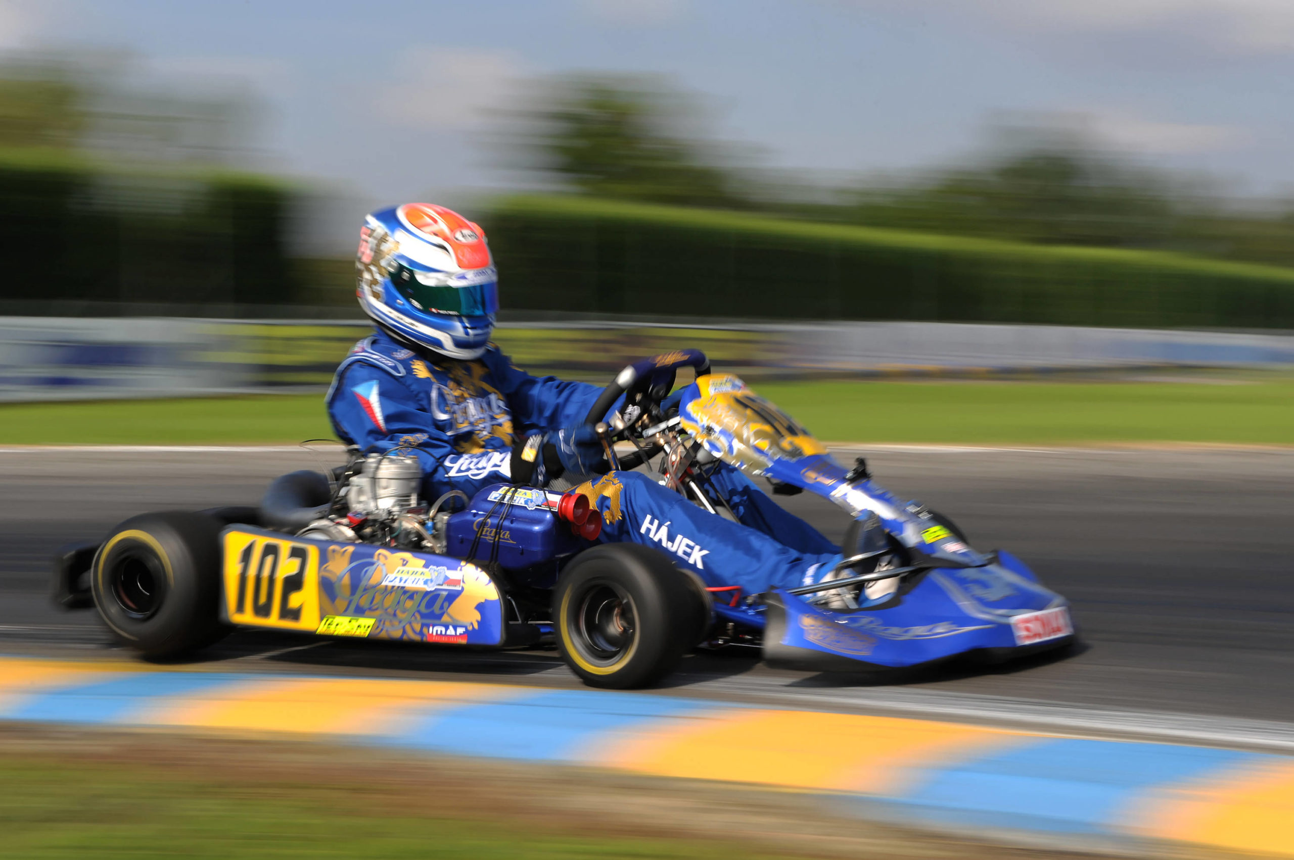 Praga had Strong Protagonists at WSK Final Cup