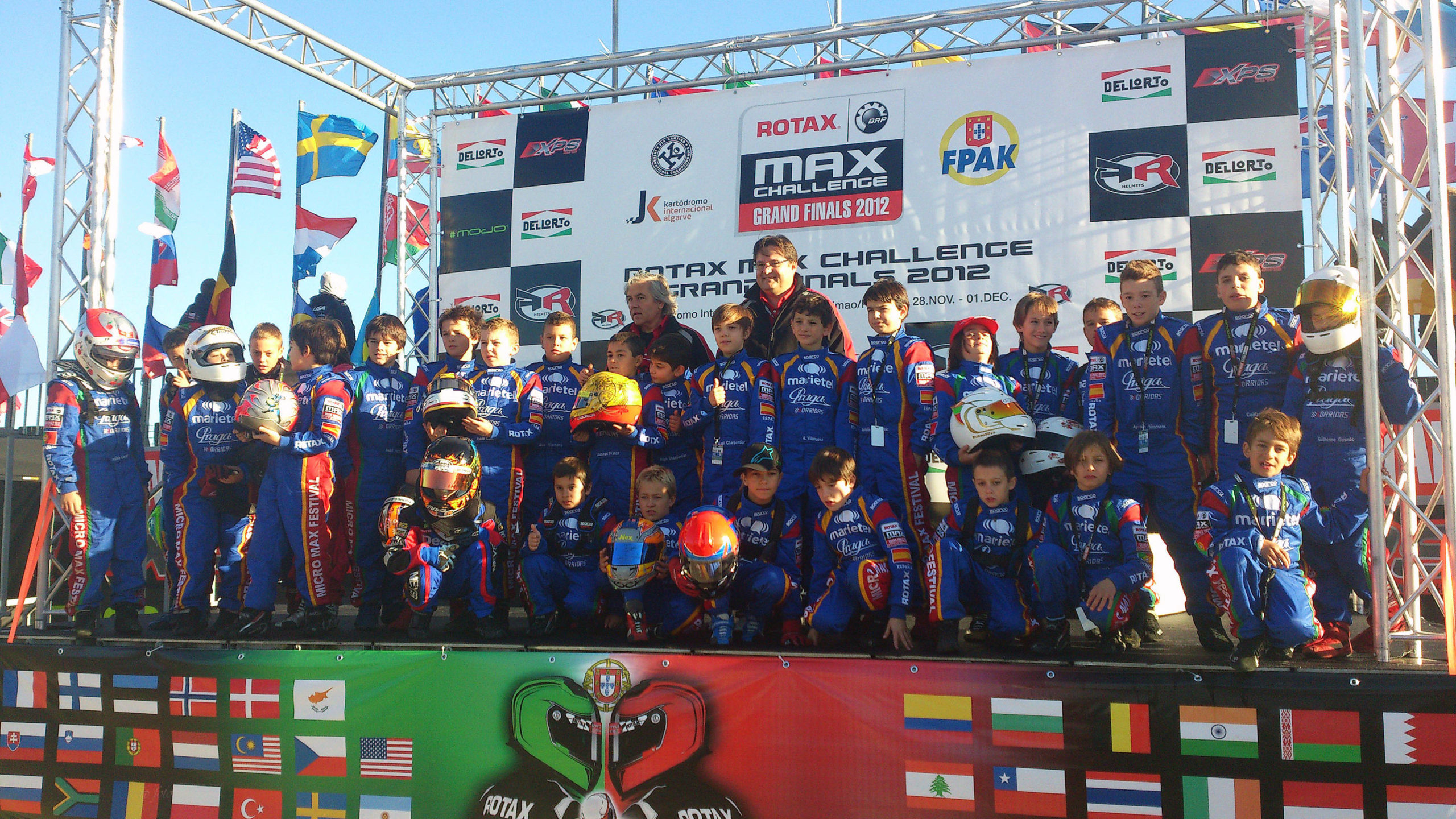 ROTAX Micro Max Festival Puts Young Drivers on Praga
