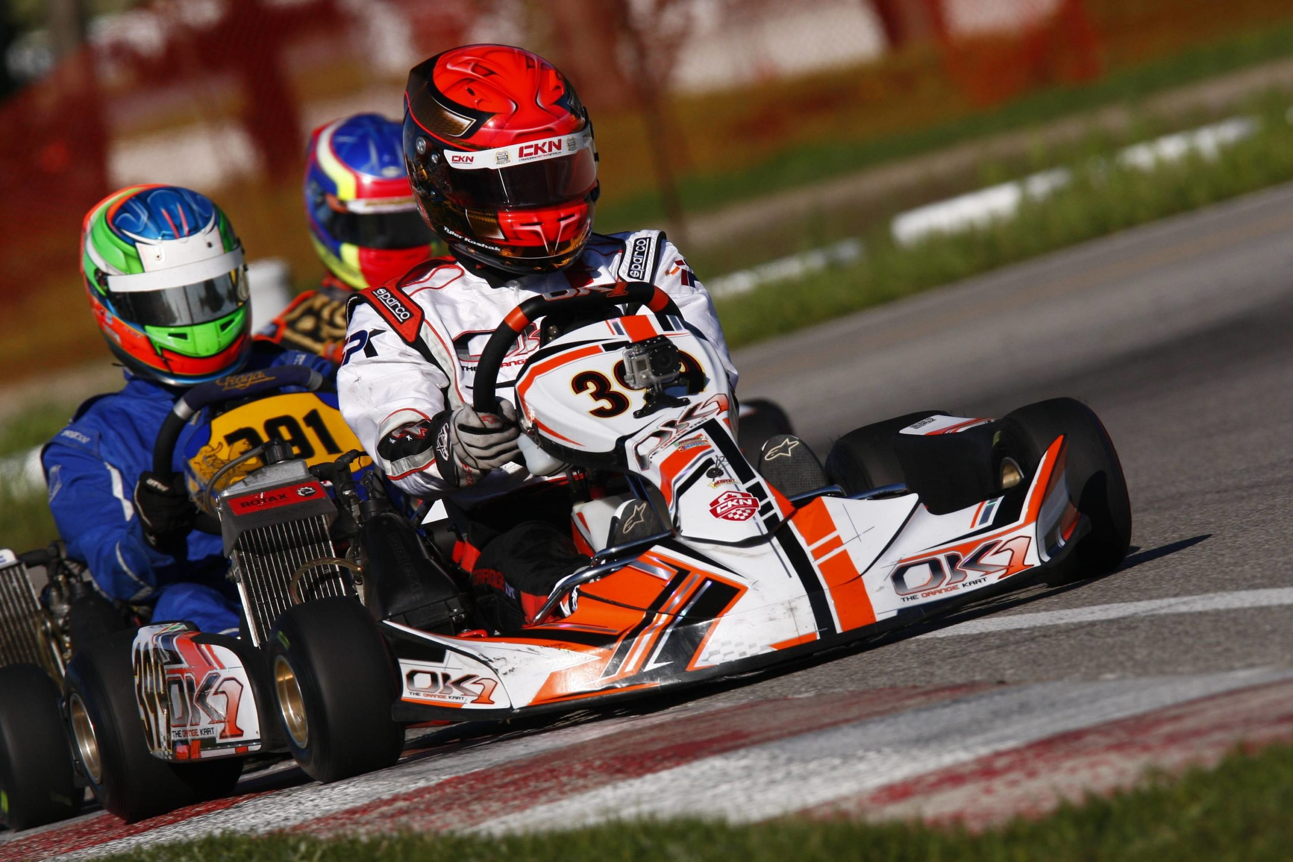 IPK North America Preps for ECKC Opener at Mosport