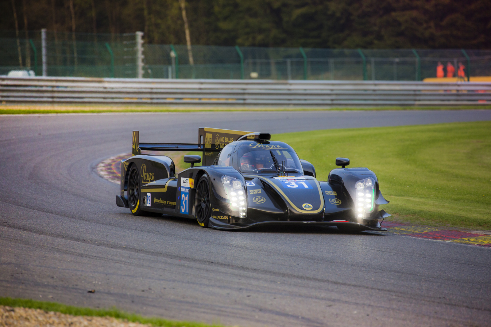 Lotus/Praga at the WEC 6H of Spa