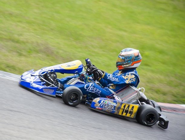 Race: CIK-FIA KZ European Championship Friday Report
