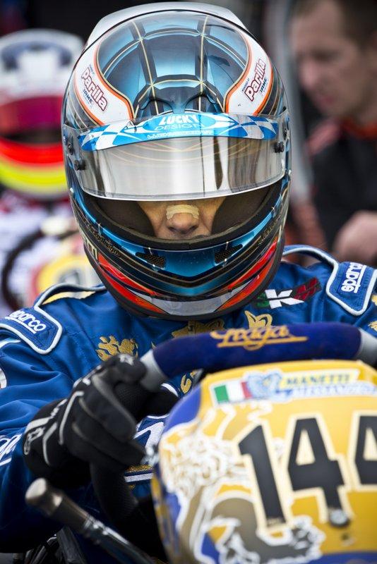 Race: CIK-FIA KZ European Championship Saturday Report