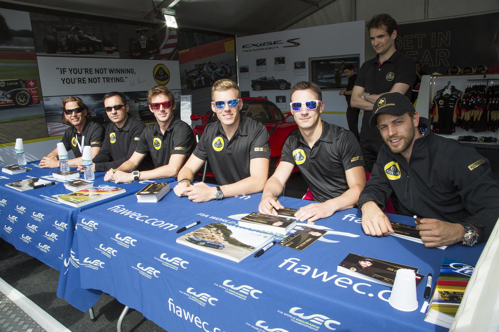 Praga at 24H Le Mans: Thursday & Friday
