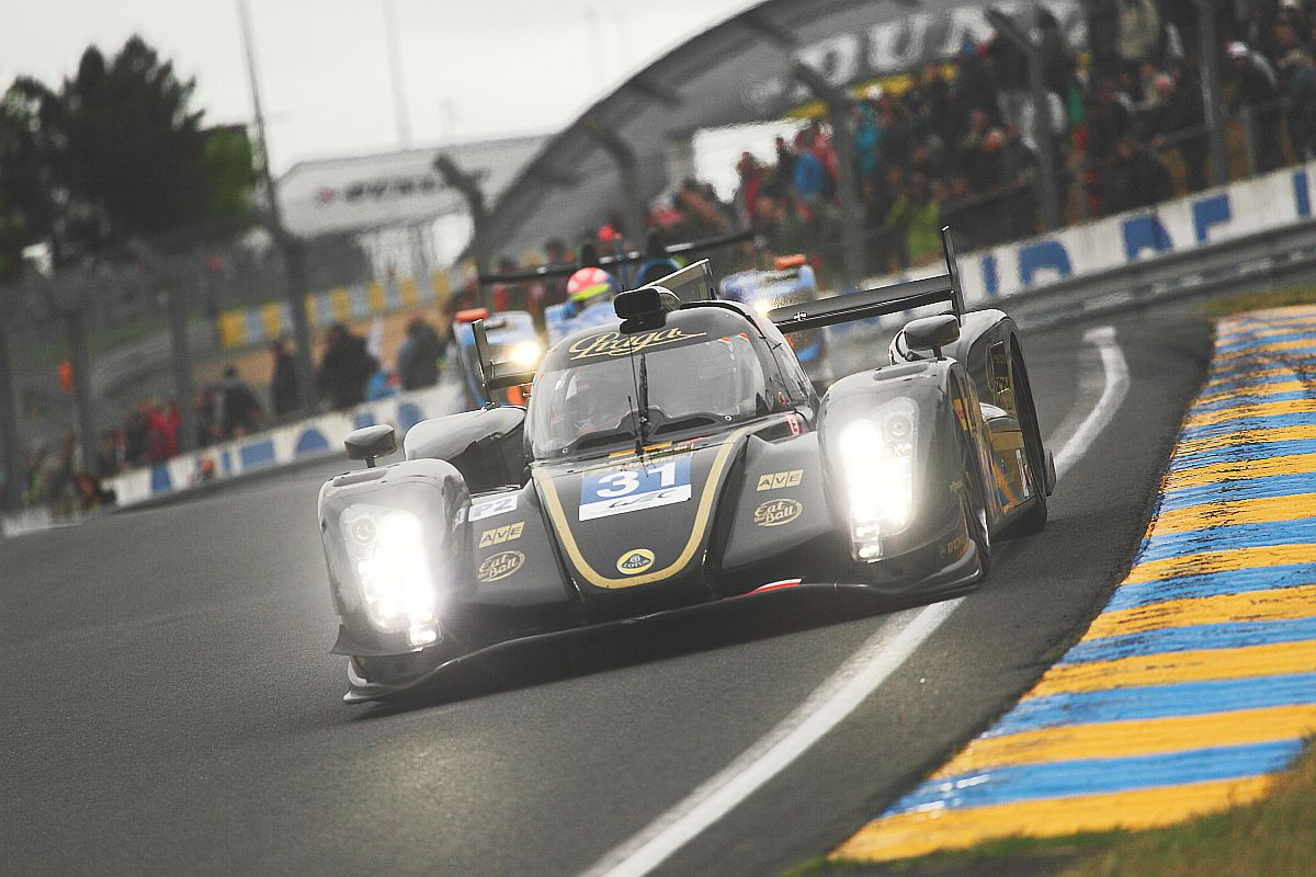 Lotus Praga LMP2 Preview to the 6 Hours of Sao Paulo