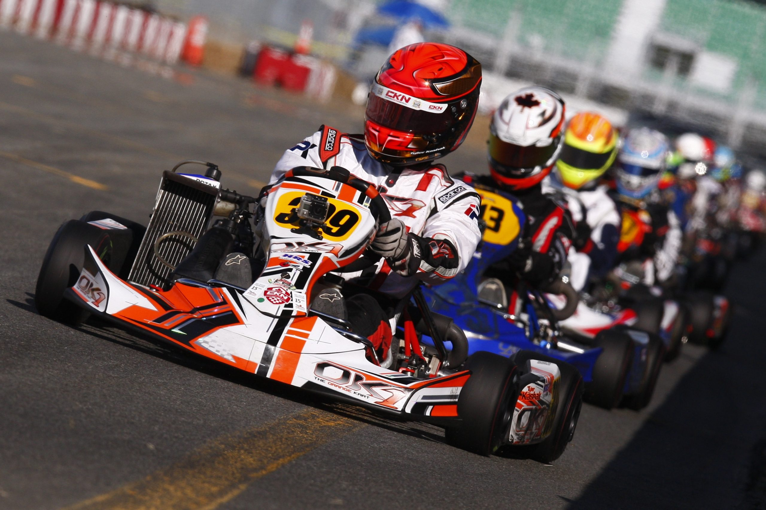 Race Report: IPK North America at ECKC Round 3