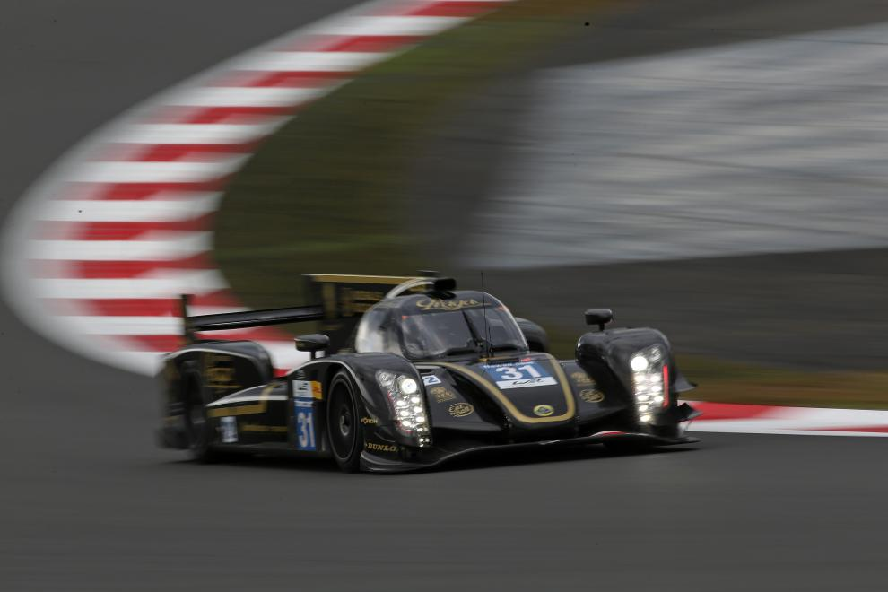 Lotus Praga LMP2 Second Day at the 6 Hours of Fuji