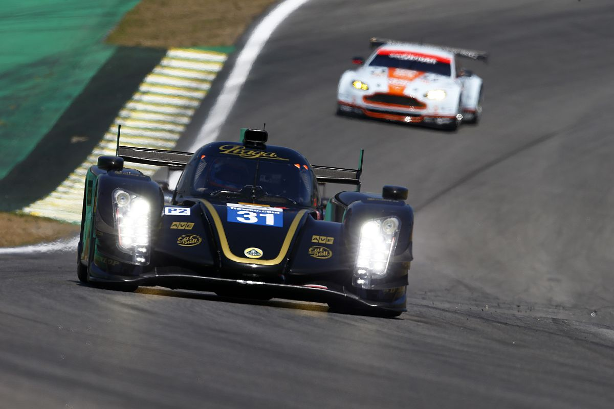 Lotus Praga LMP2 Preview to the 6 Hours of Austin