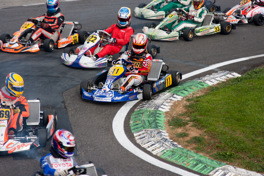 Photos: IAME International Final
