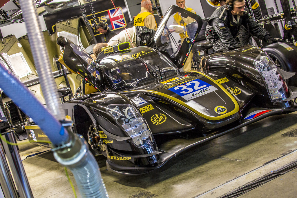 Lotus Praga LMP2 Third Day at the 6 Hours of Fuji
