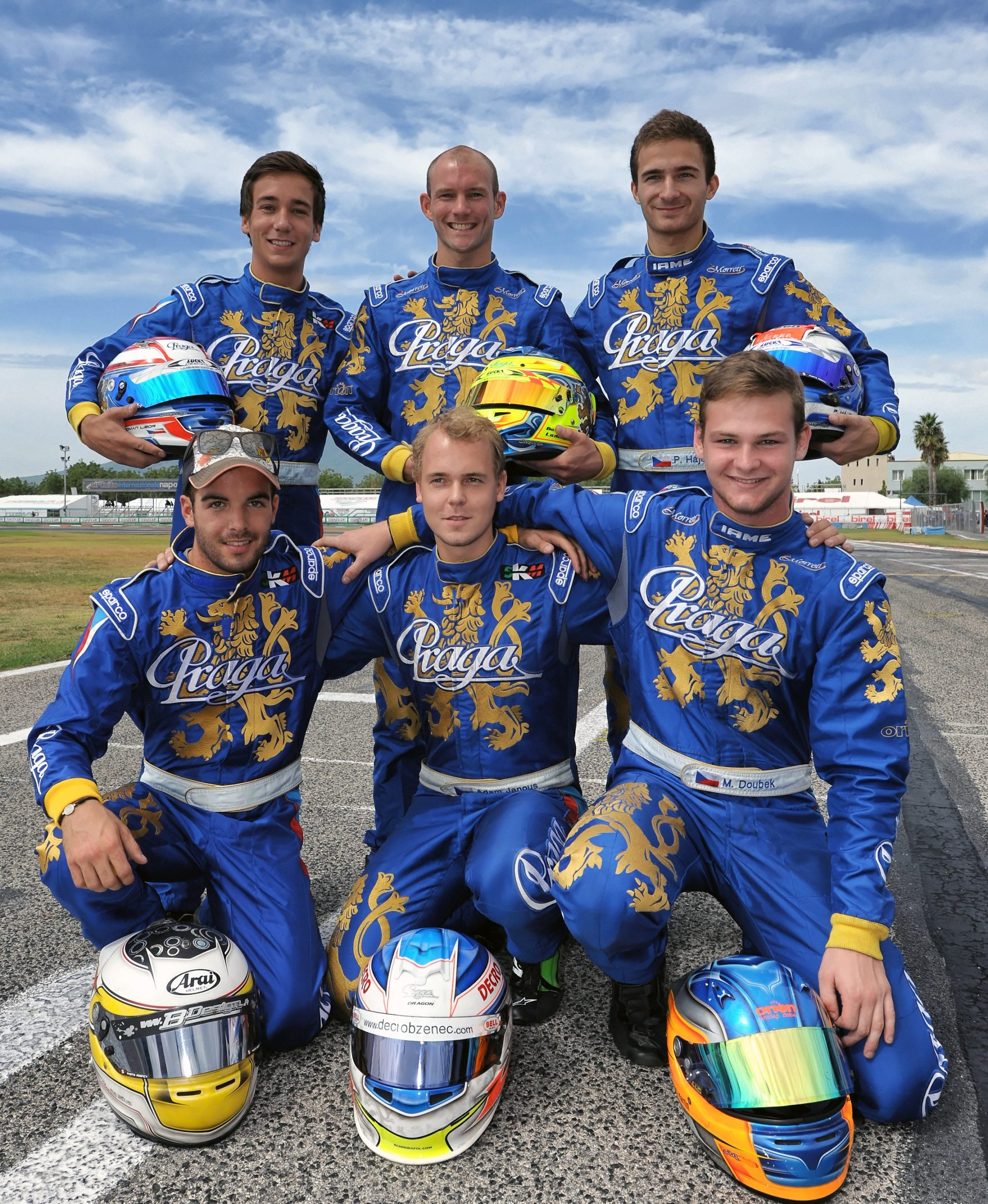 Praga Kart Wins the World Cup in KZ1