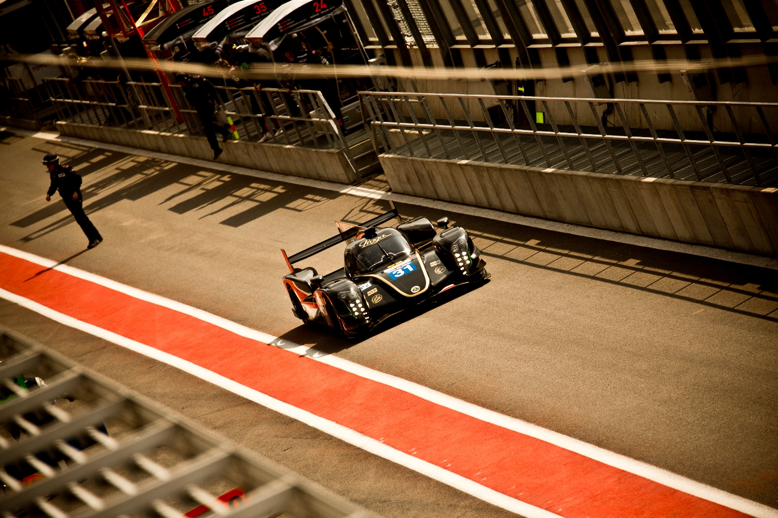 Lotus Praga LMP2 Preview to the 24 Hours of Le Mans