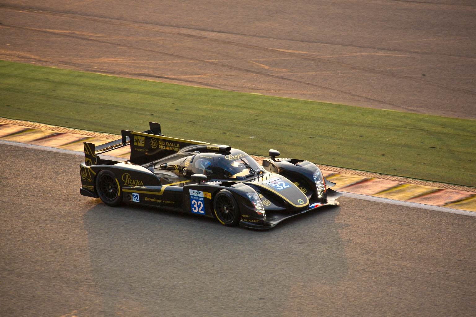 Lotus Praga LMP2 Third Day at the 24 Hours of Le Mans