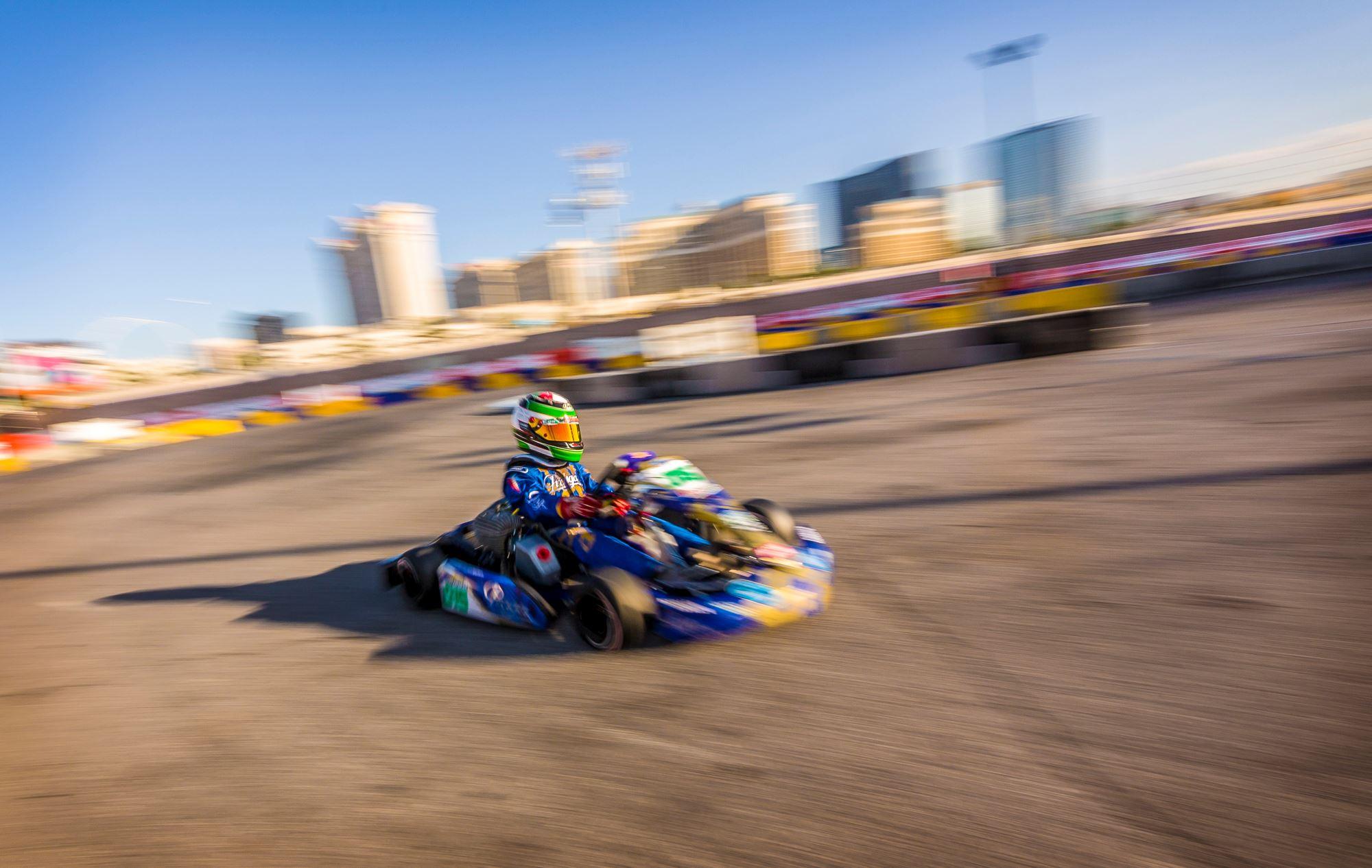 17th SKUSA SuperNationals, Las Vegas, USA, 20-24 November 2013