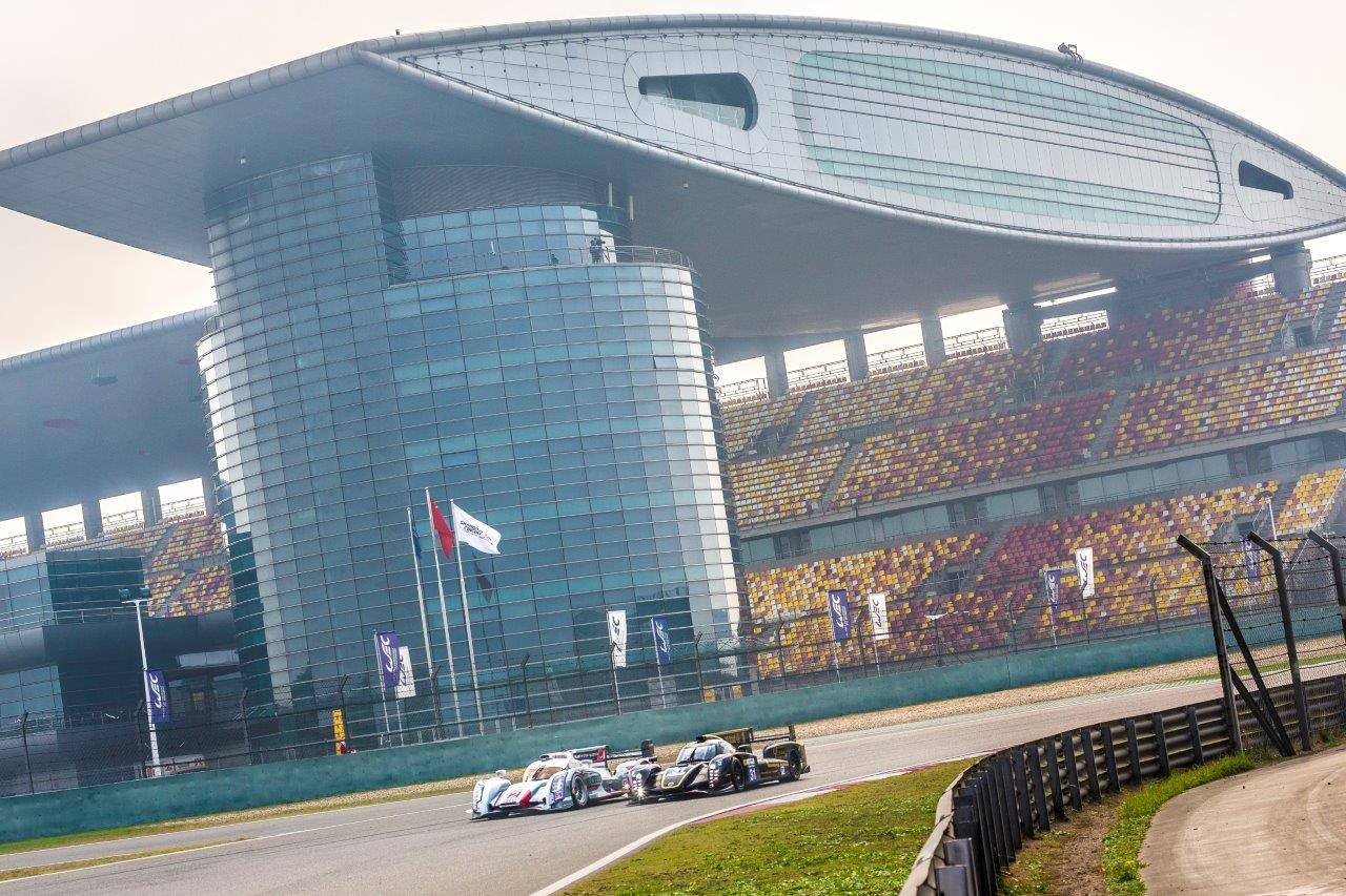 Lotus Praga LMP2 First Day at the 6 Hours of Shanghai