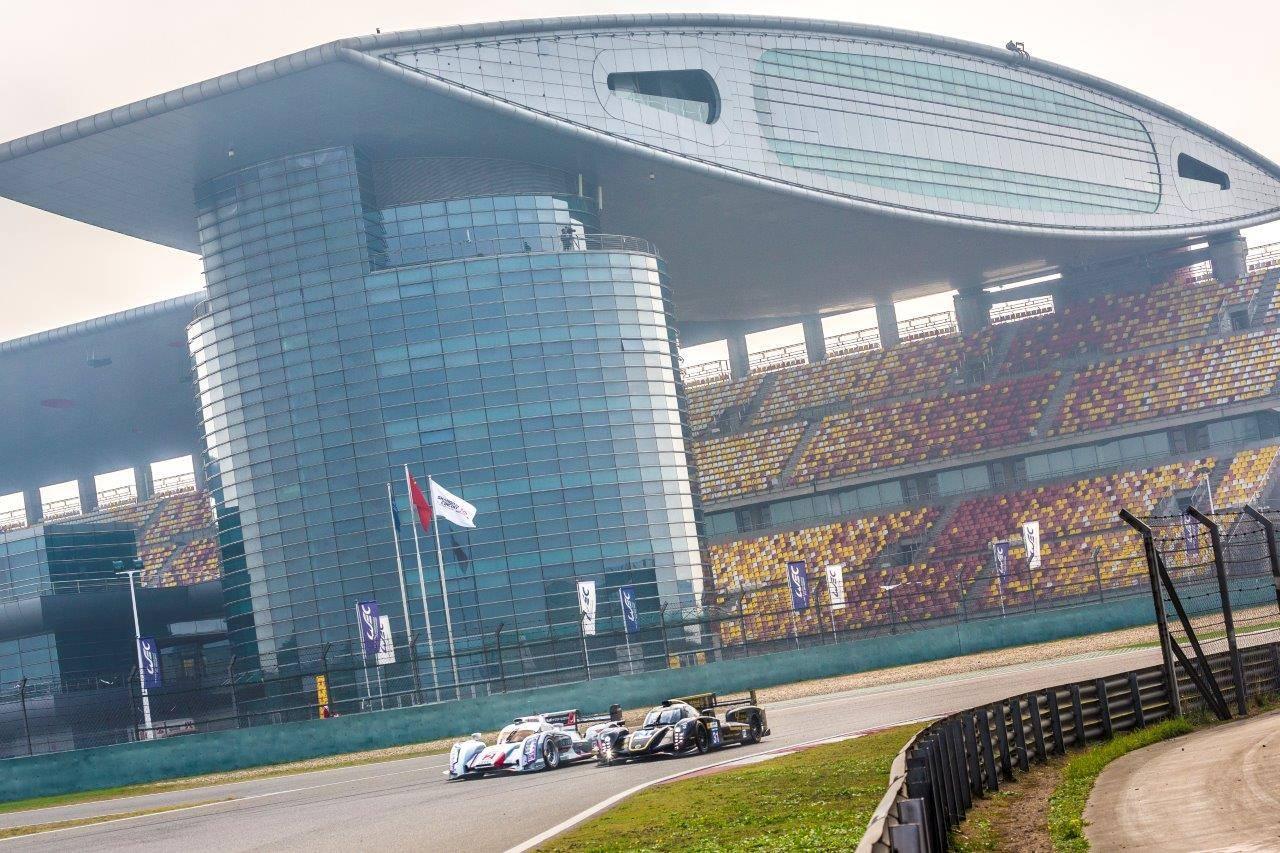 Lotus Praga LMP2 First Day at the 6 Hours of Shanghai