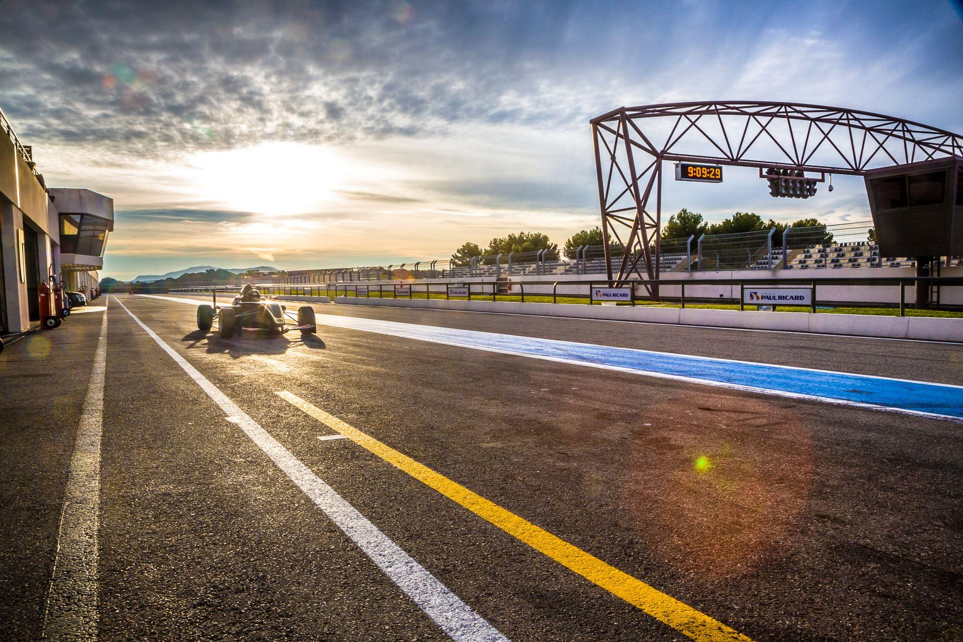 Praga-Lotus Racing Team Testing Days