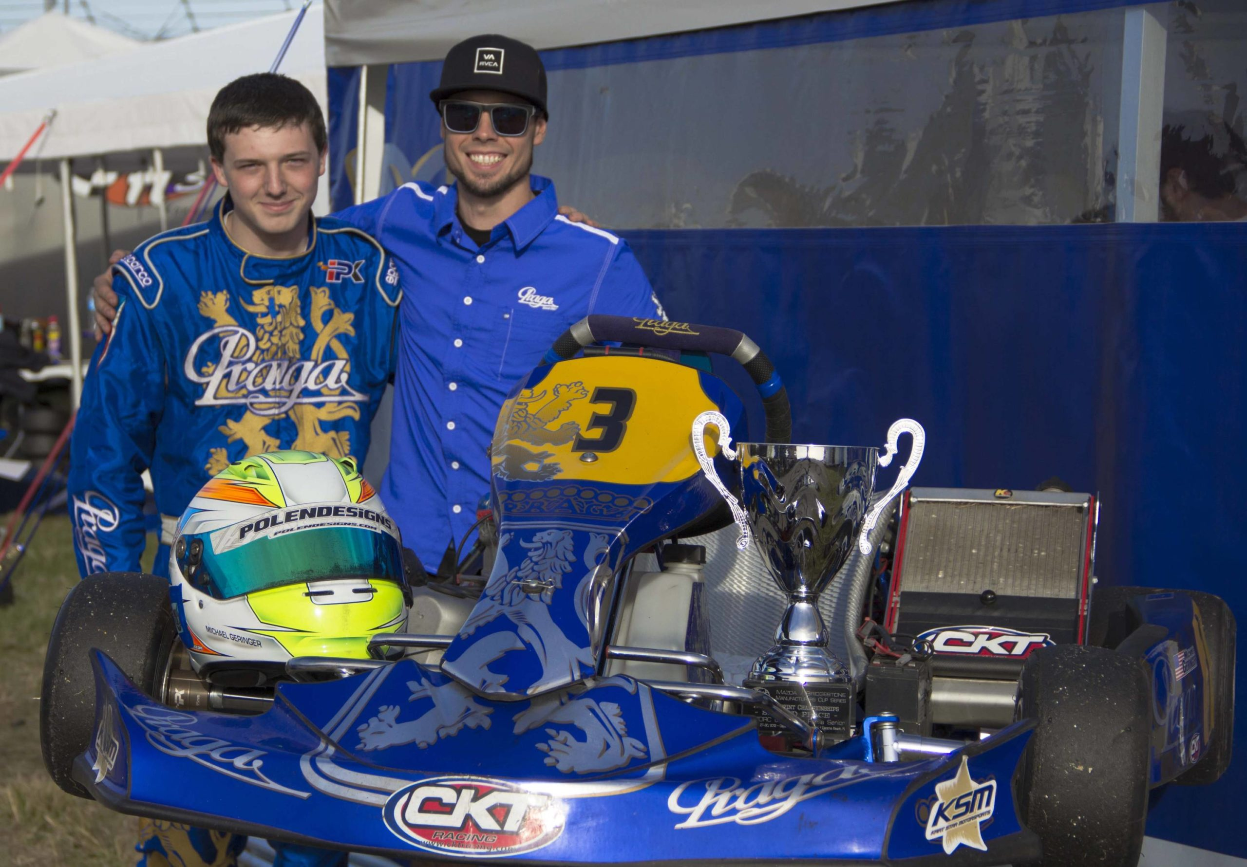 Kart Star Motorsports / Praga Kicks Off The New Season Right