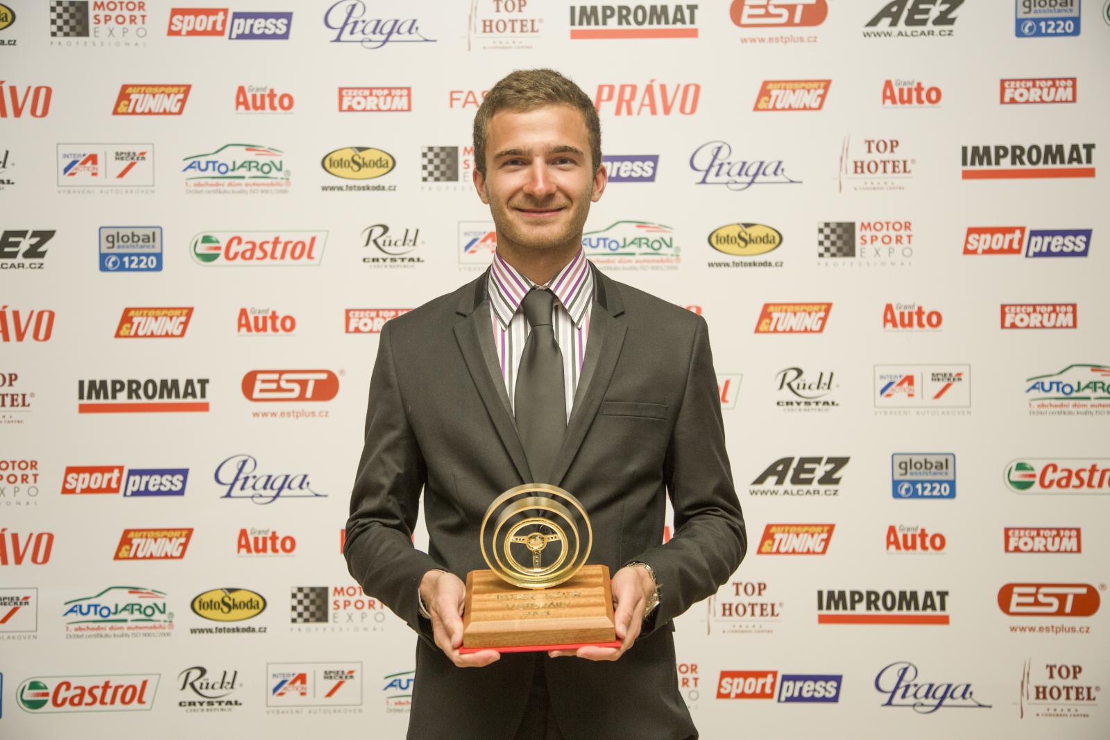 Patrik Hájek races to the TOP!!!