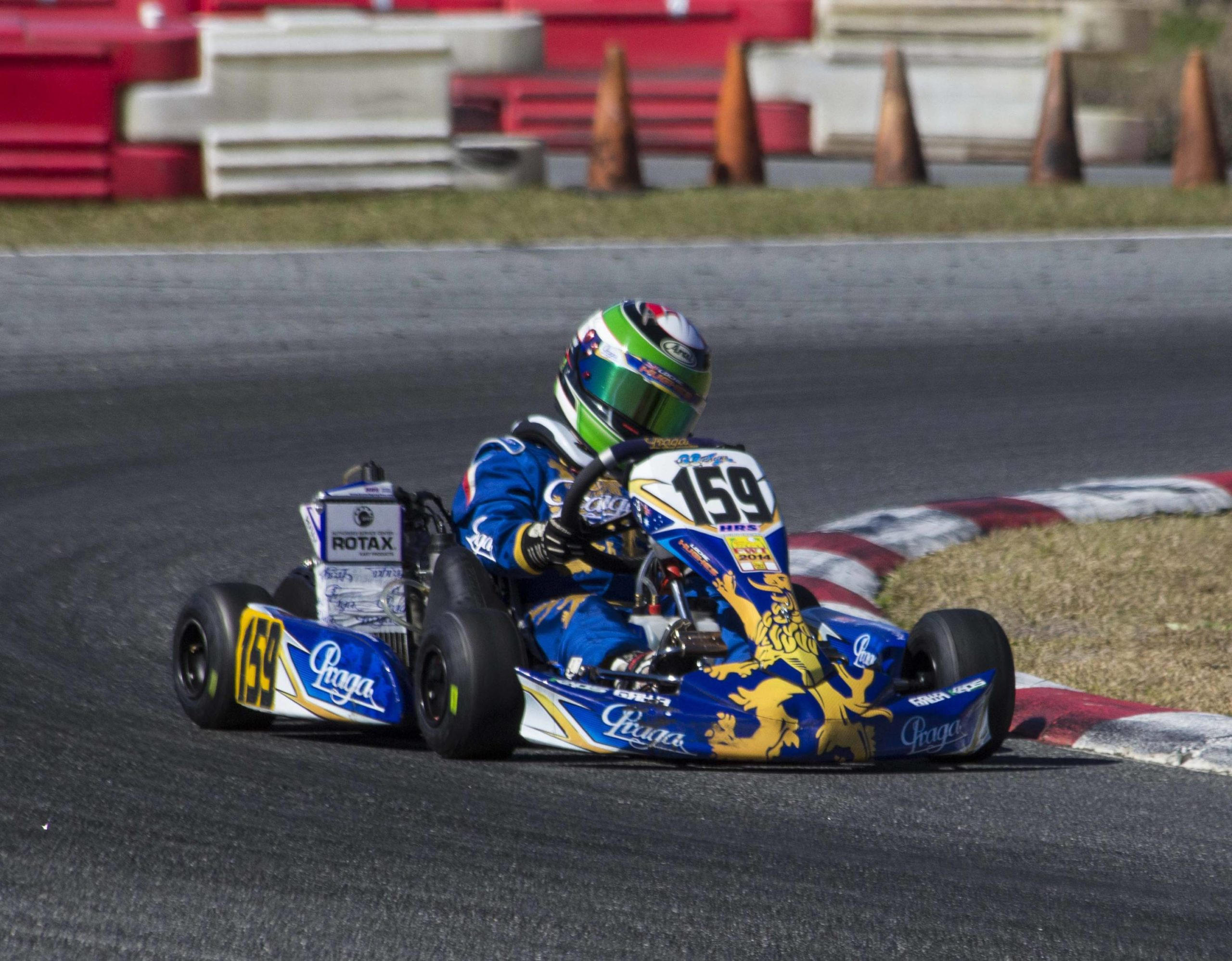 Report: Praga at the 2nd Round of the Florida Winter Tour ROTAX Weekend