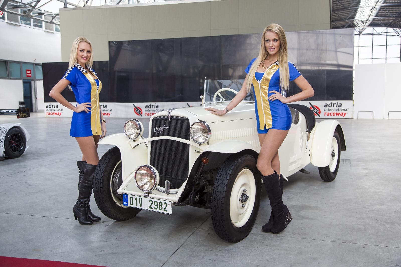 Italy has Praga covered with Adria Raceway dealer
