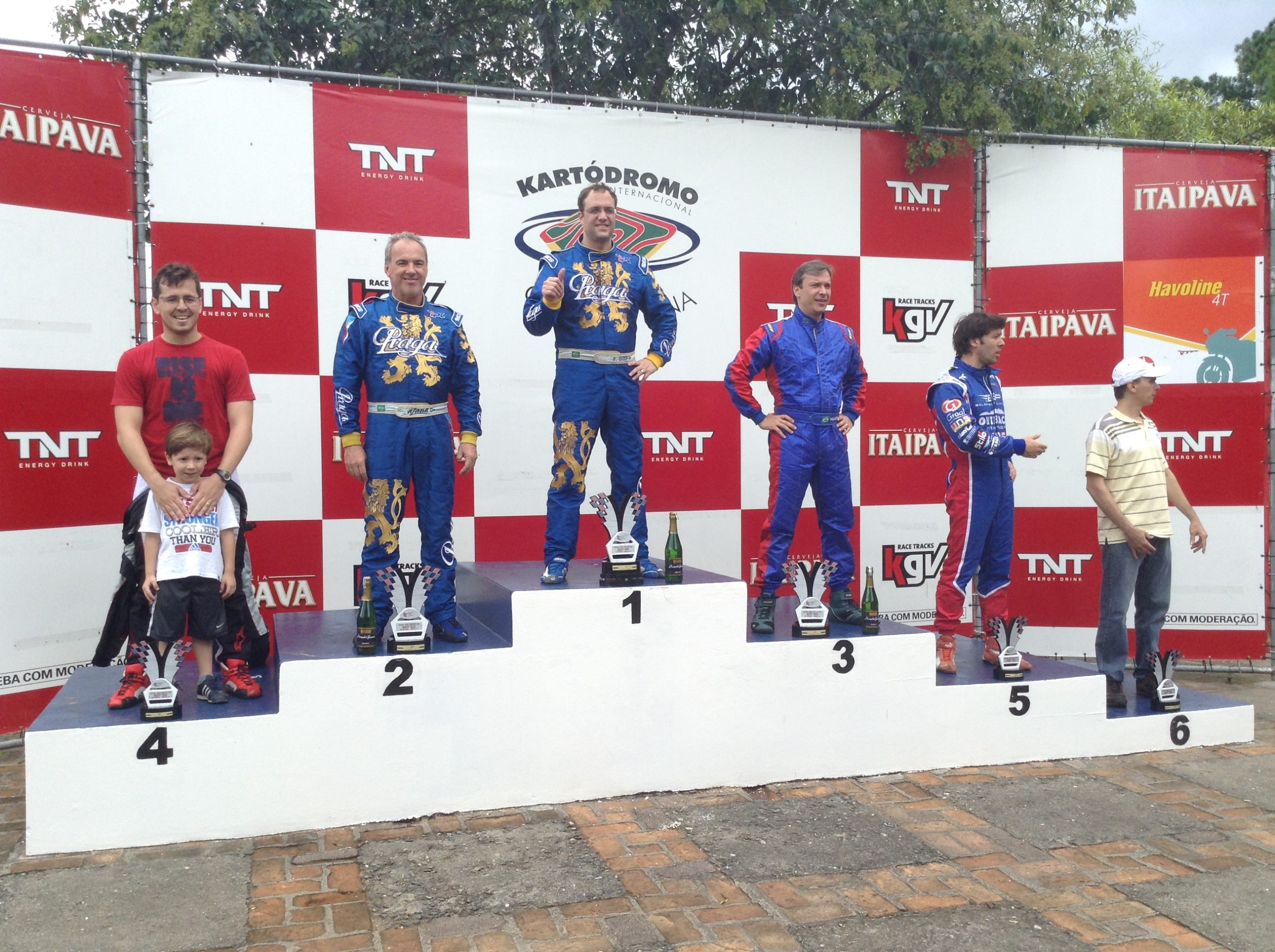 2º race in Brasil - 22/03/2014 - Copa São Paulo Karting Granja Viana