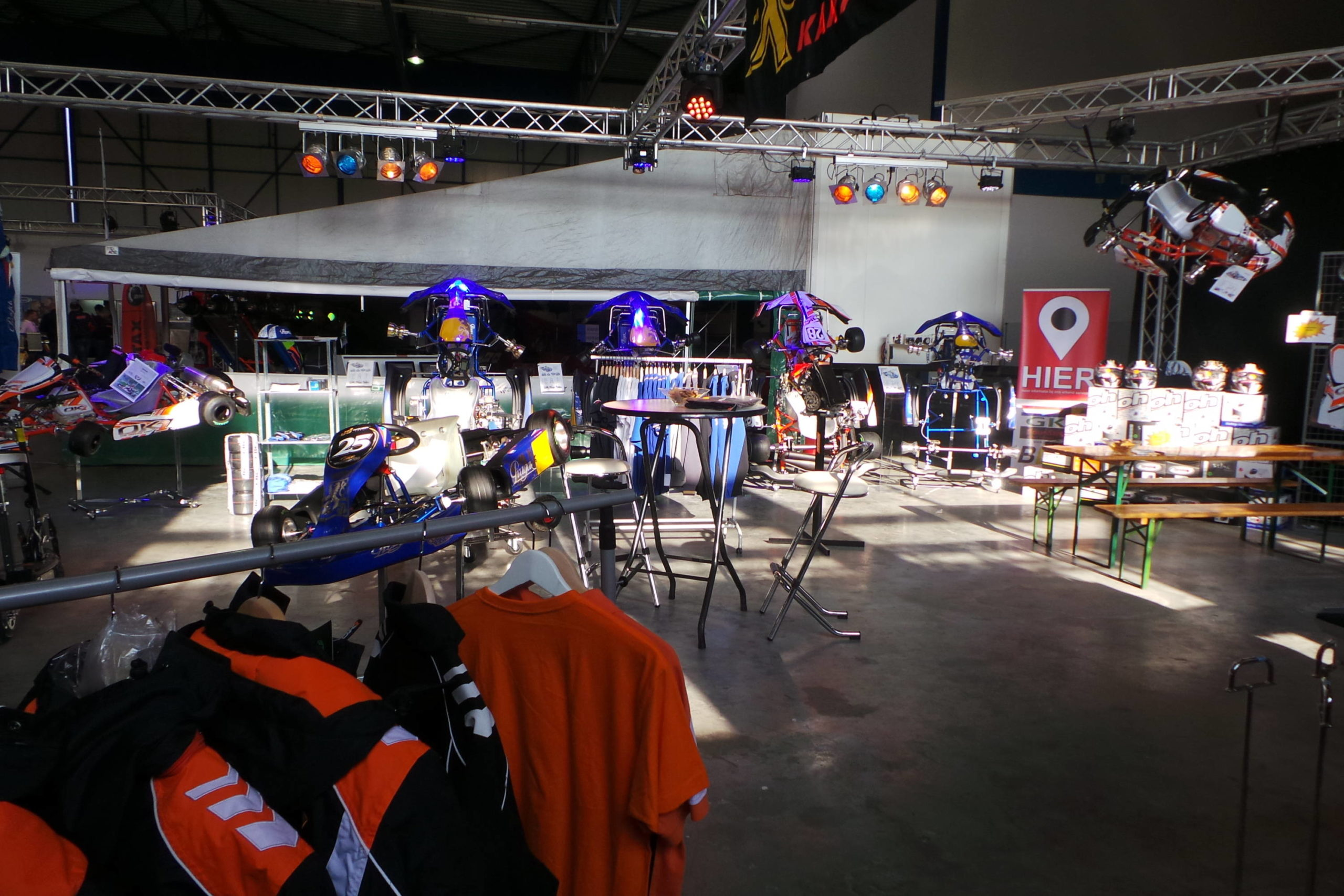 First Kart Exhibition of Holland