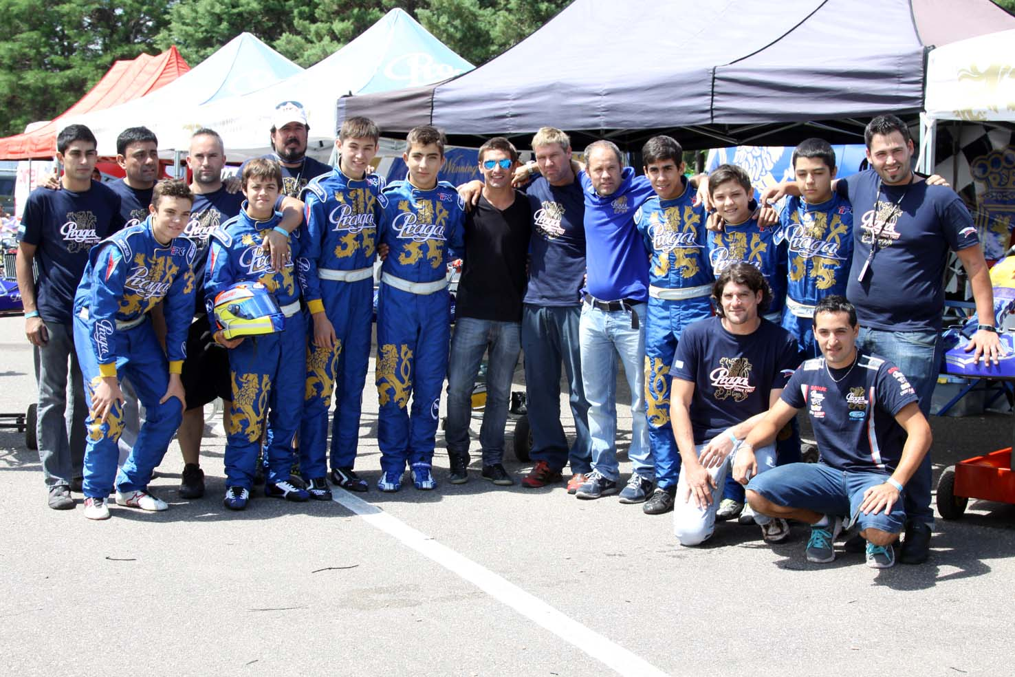 COPA ROTAX MAX BUENOS AIRES 2014