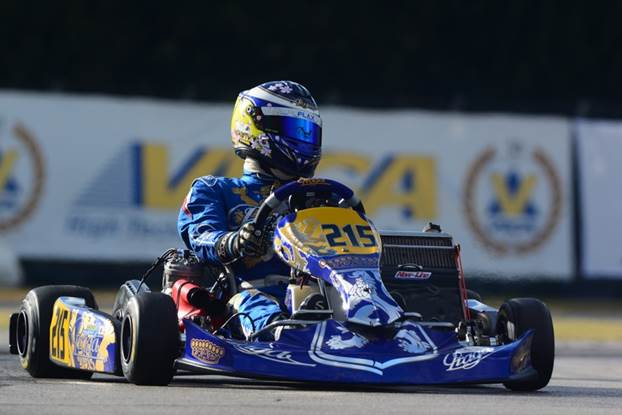 Praga Kart Racing Started New Season