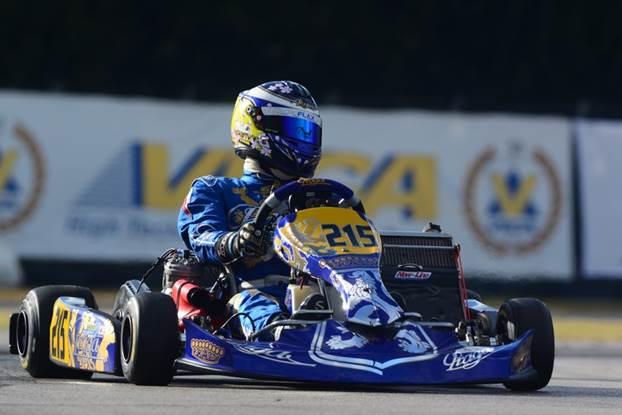 Praga Kart Racing Started New Season