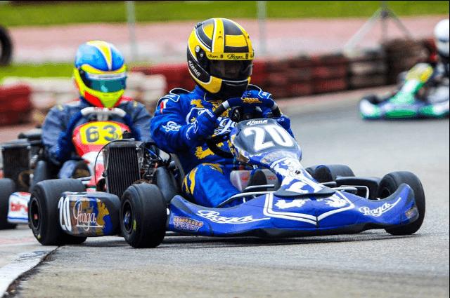 Brasil 3ª race - Copa São Paulo Karting Granja Viana