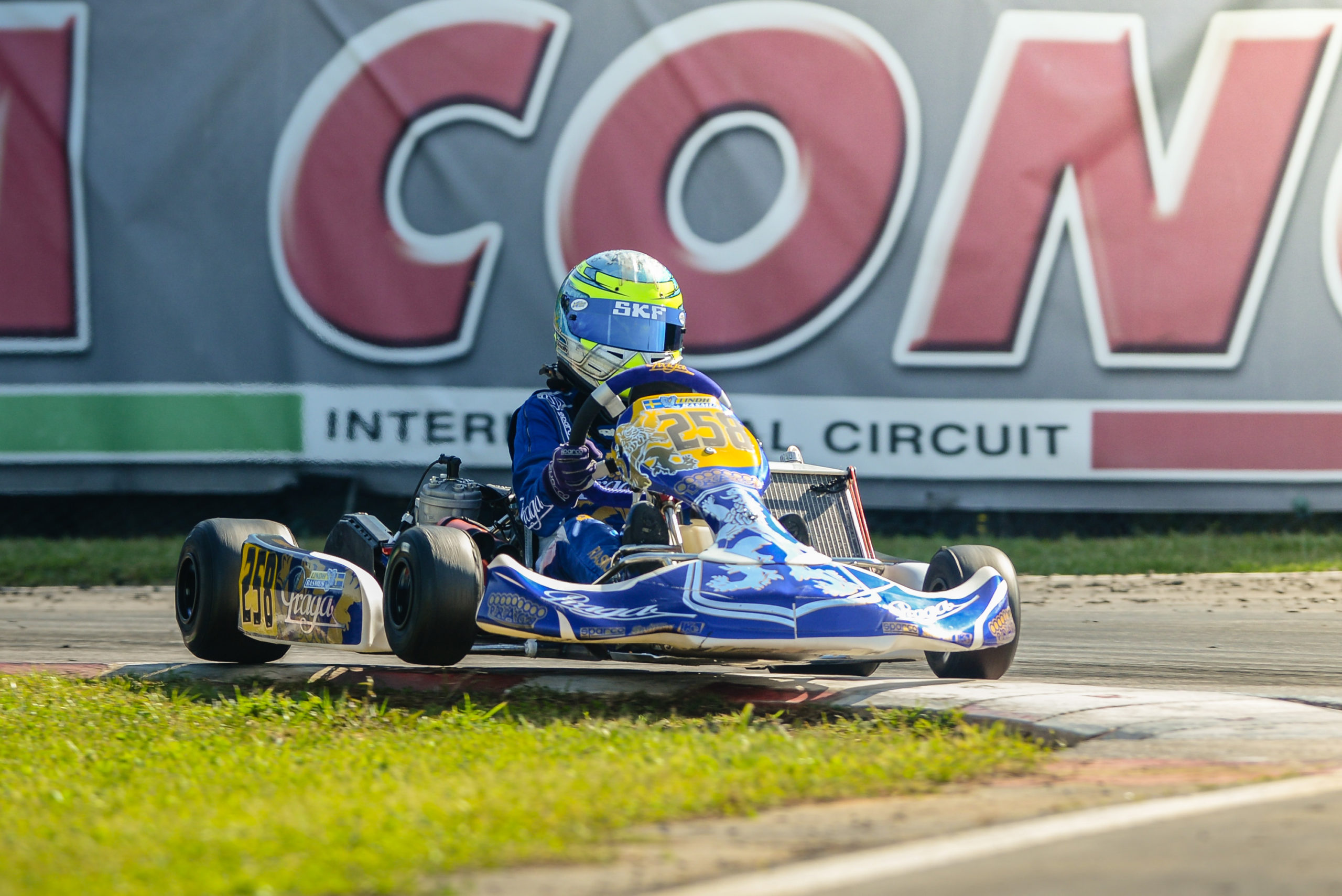 Praga Kart Racing Team at CIK FIA European Championship