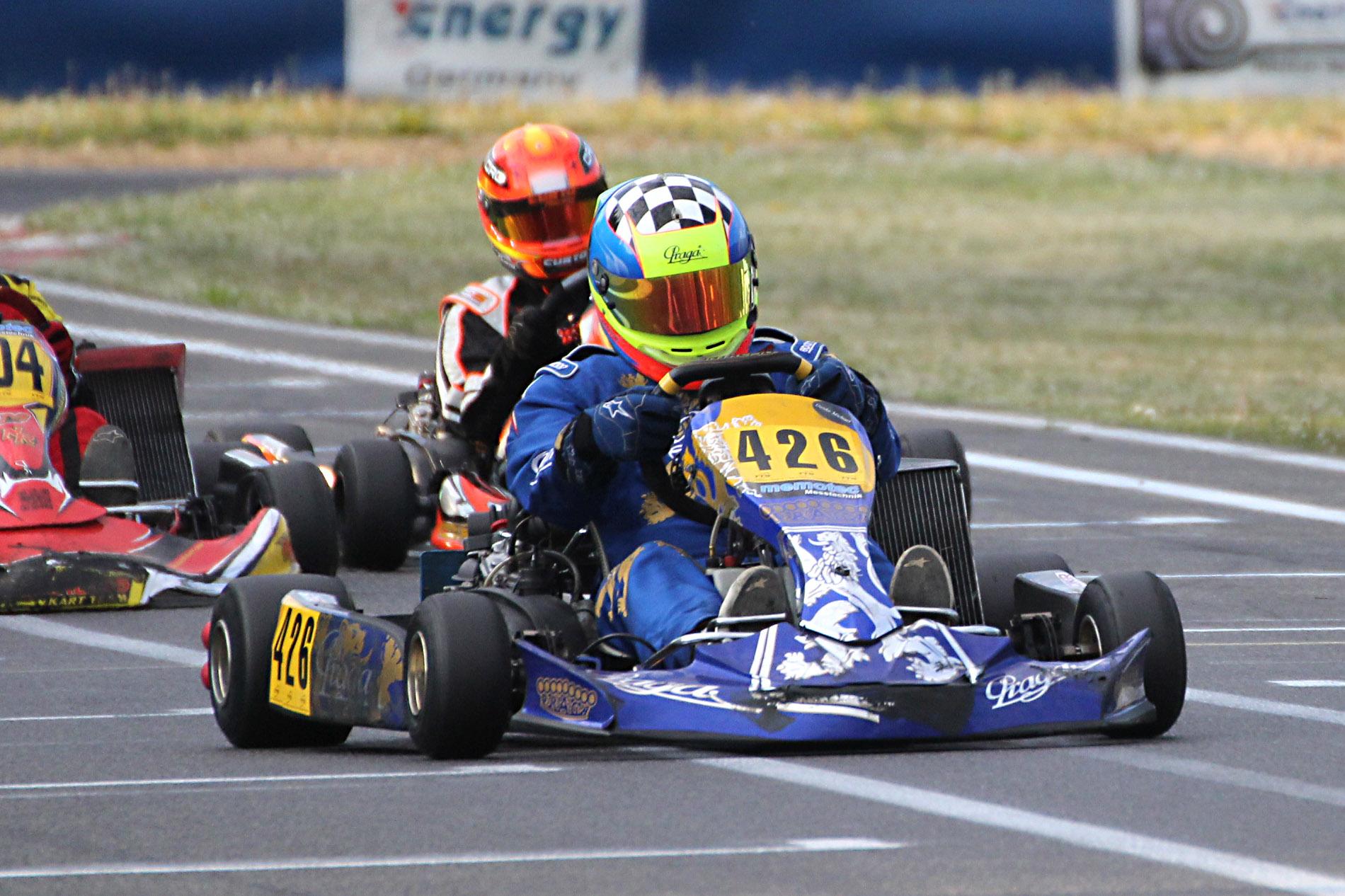 M-Tec Praga Racing takes double Triumph at RMC-Opening