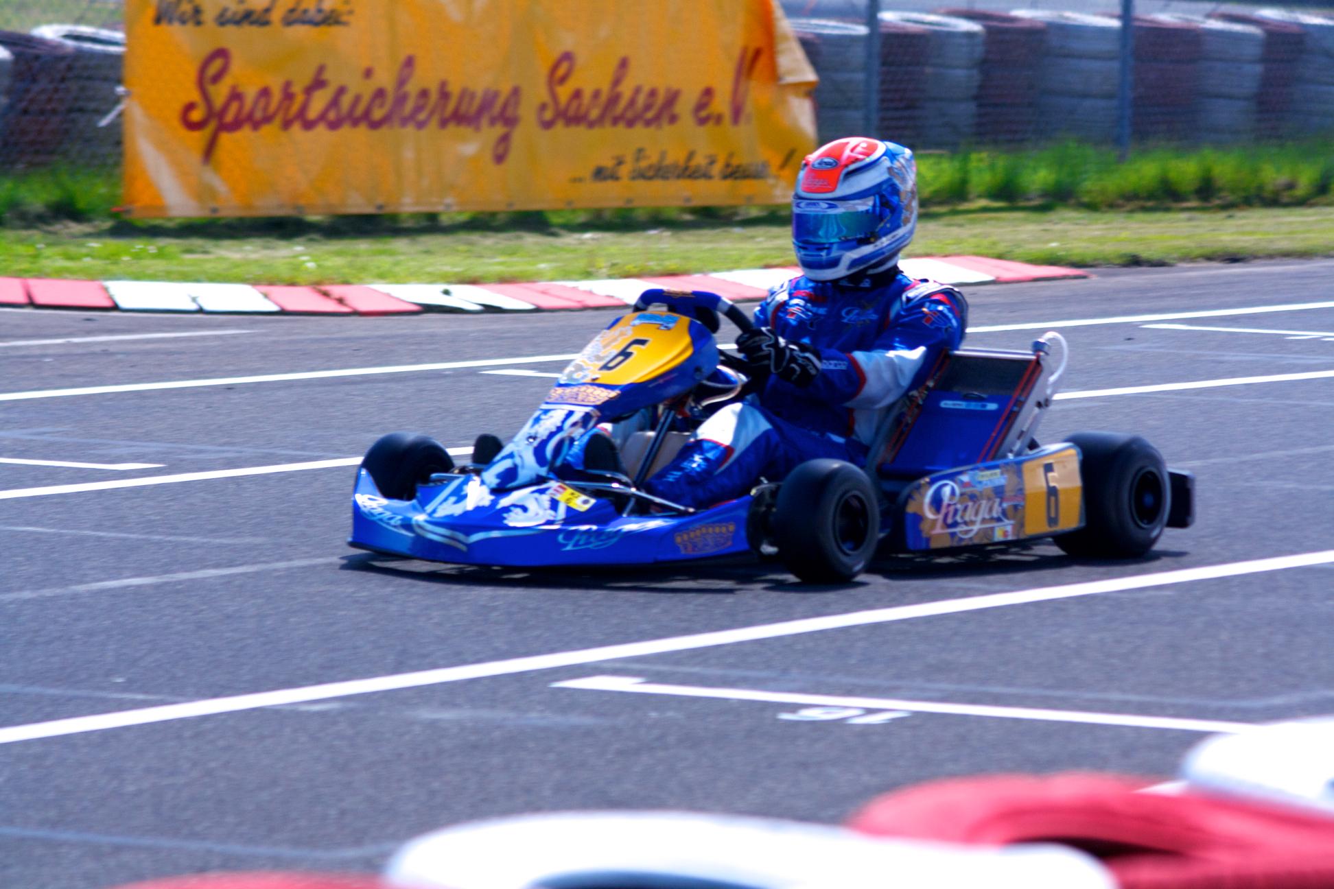 Praga Kart Racing at DKM Series