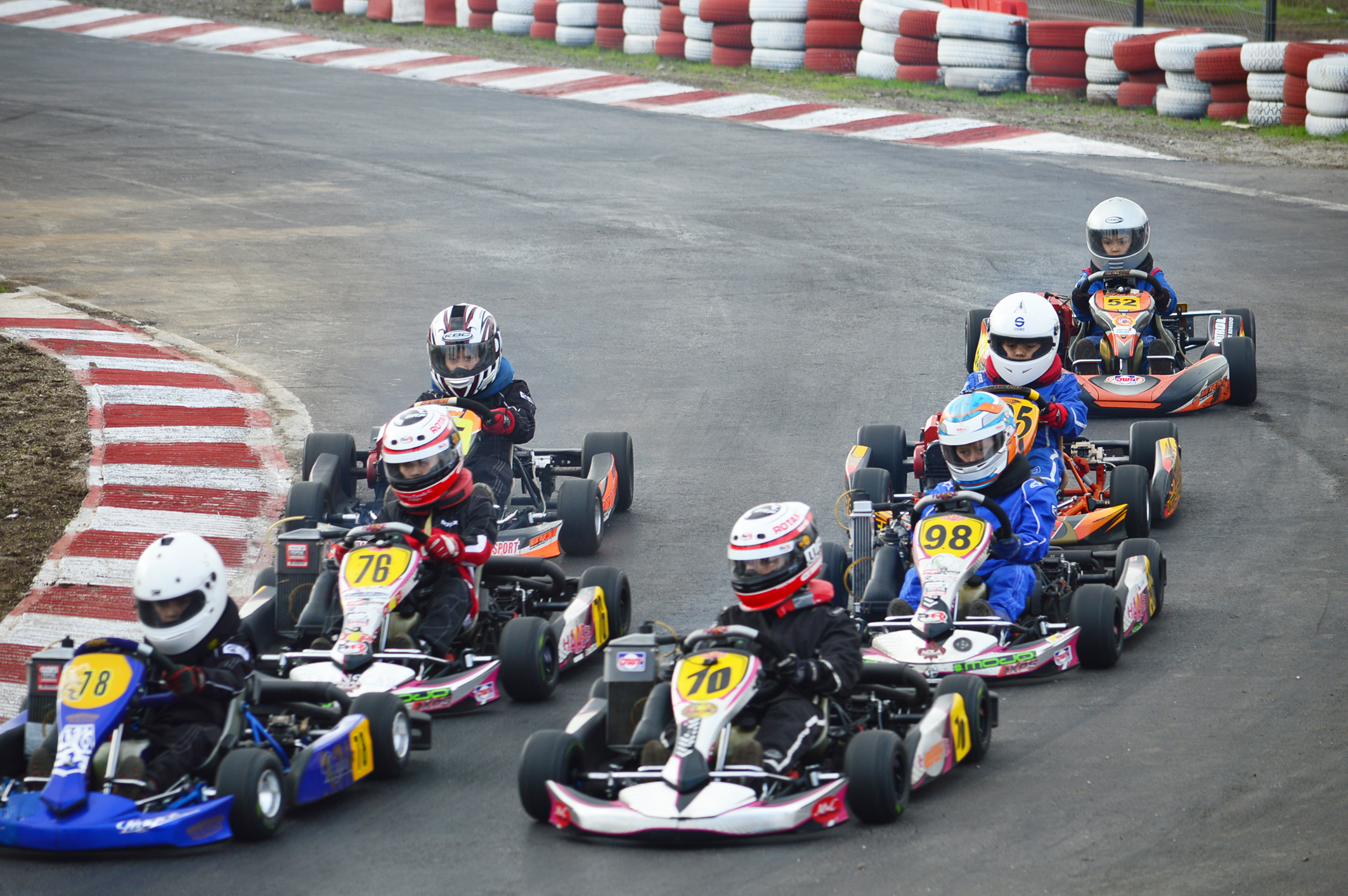 ROTAX Max Challenge Chile scored podiums