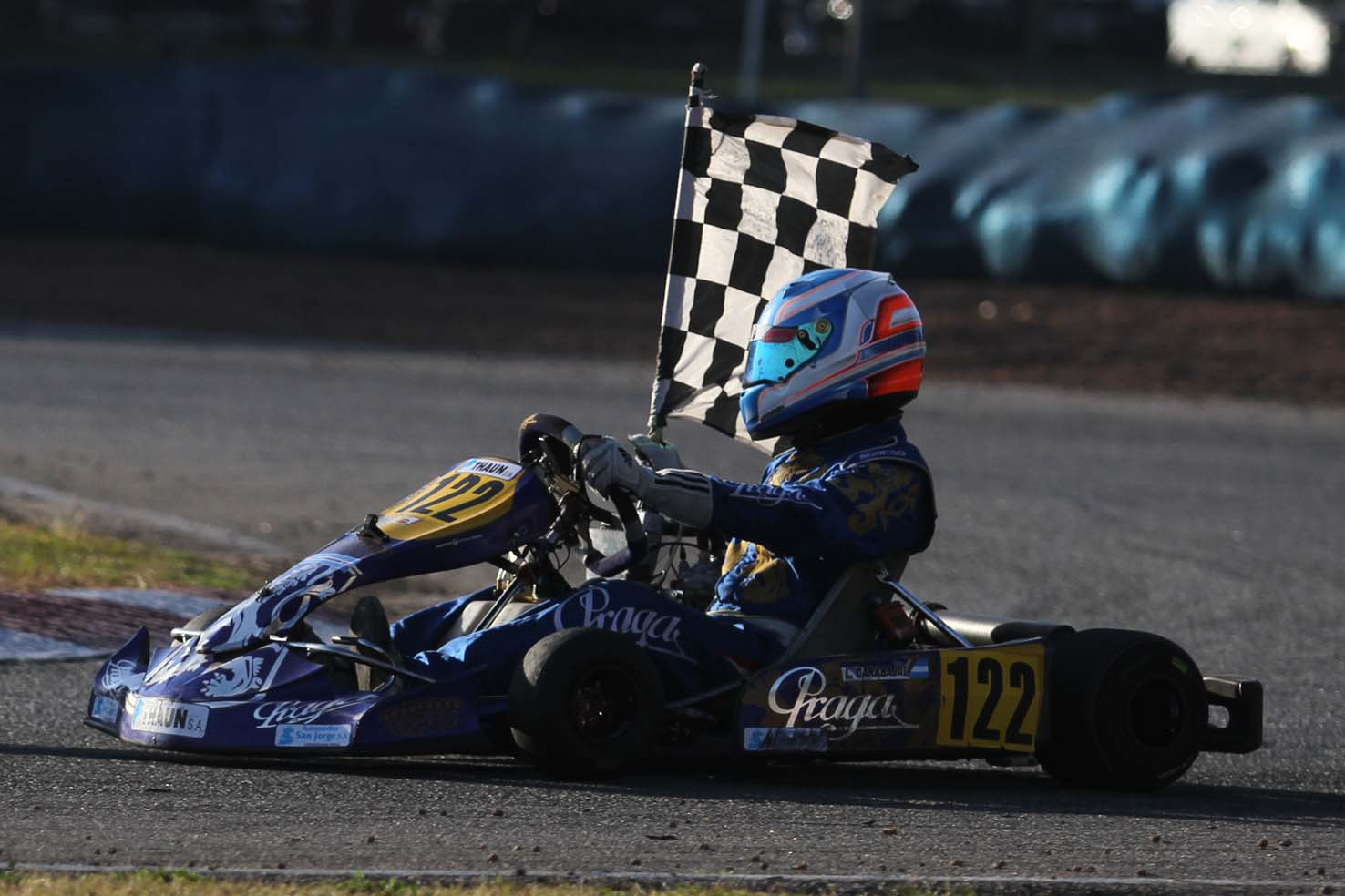 Praga Argentina won in 3 categories , PRE-SUDAMERICANO ROTAX :