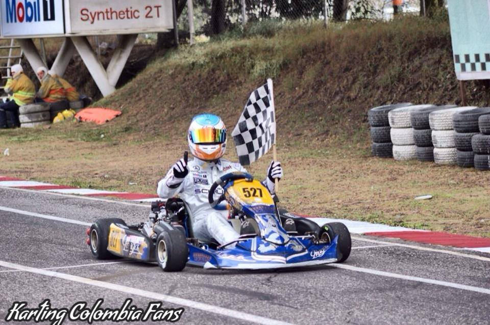 Praga Colombia gets another victory and several podiums in ROTAX MAX CHALLENGE