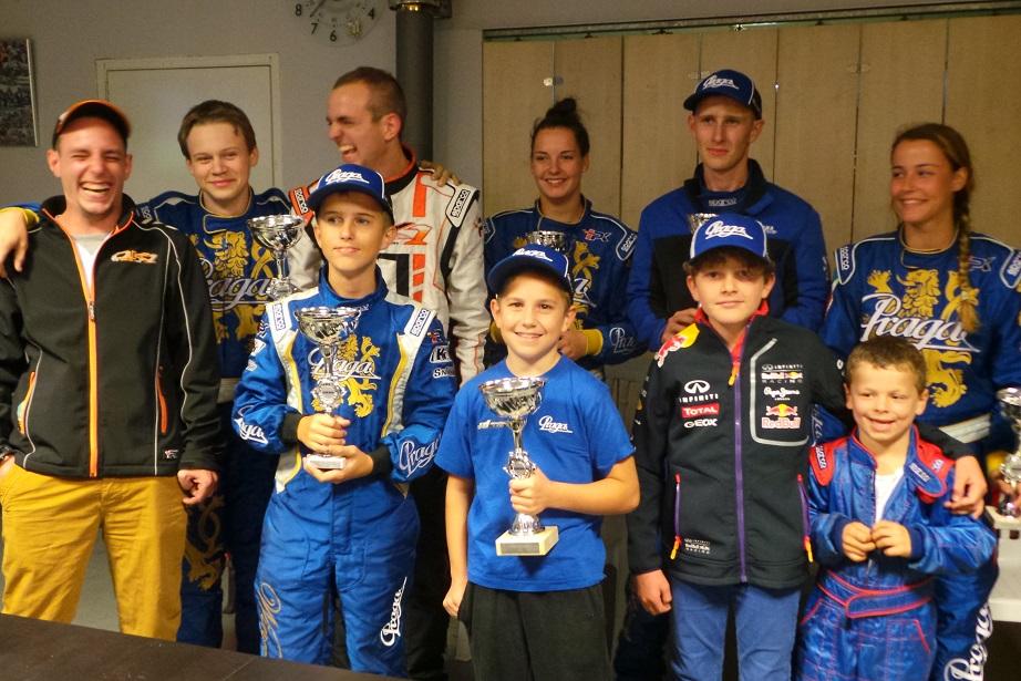 6 times podium for Praga Benelux!