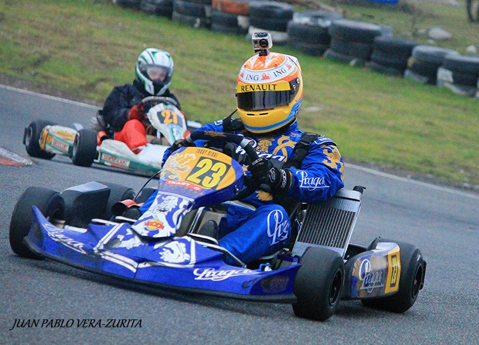 Multiple podiums for Praga in the final round of the IAME X30 Challenge in Chile