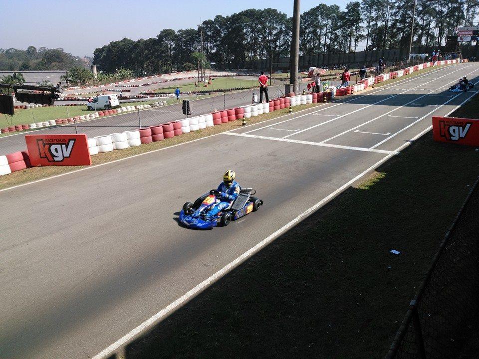 7th round Championship Copa São Paulo Karting Granja Viana. / Brazil