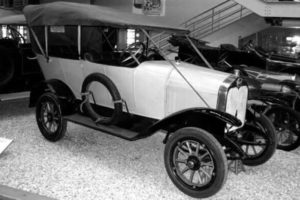 Praga Alfa 1913