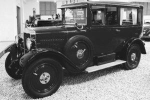 Praga Piccolo 1924 – 1926