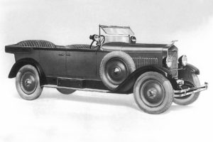 Praga Alfa 1922 – 1926
