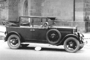 Praga Alfa 1927 – 1929