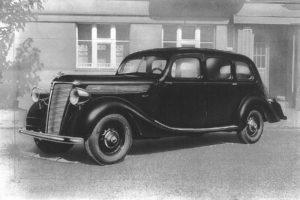Praga Alfa 1937 – 1942