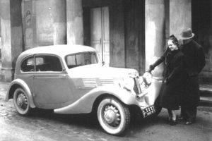 Praga Baby 1934