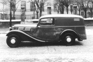 Praga Baby 1935 – 1937