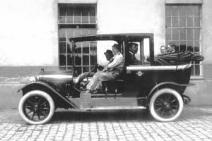 Praga Grand 1912 – 1921
